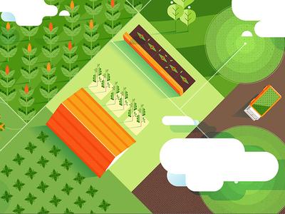 Bonduelle Concept farm