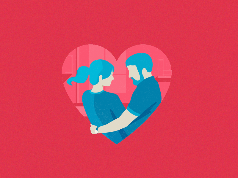 HCor - Family Health Care care vectorart illustration vector couple medicalcare medical