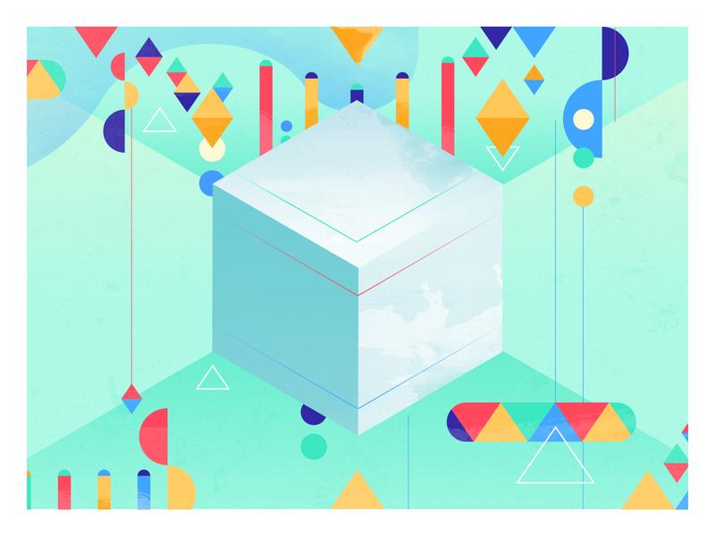 Partner Plex geometric pitch google 2d