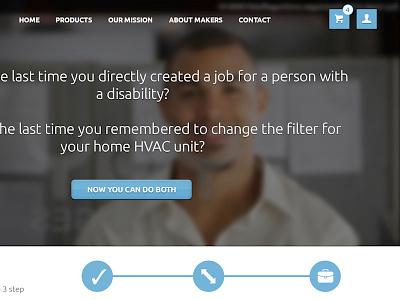 Late Night Designing  ecommerce shopping nonprofit design photoshop web design home page