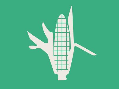 Paleo Featured Image illustration corn design