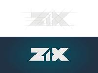 ZIX logotype