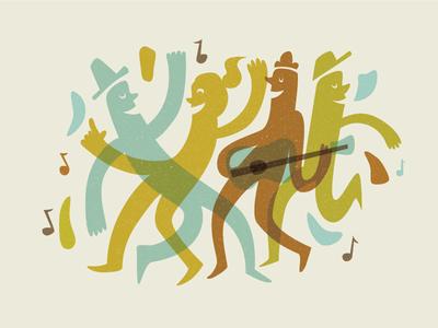 Dancin'