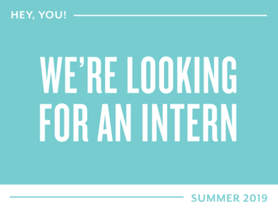 Internship Alert! summer photography design hiring job internship