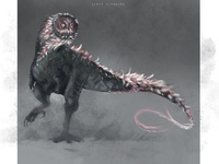Owl Creature Concept Scott Ferguson