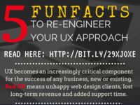 "5 ""Fun"" Facts to Re-engineer Your UX Approach"