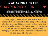 3 AMAZING Tips For Sharpening Your Icons