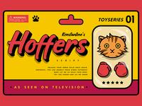 Hoffers - Playful Casual Script Font