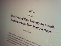 Coco Quote