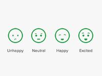 Get a Copywriter Rating Emojis