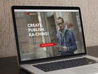 Wondermags Website Relaunch