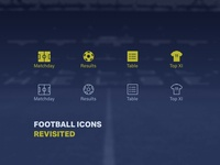 Football Icons Revisited