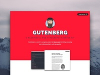 Gutenberg website