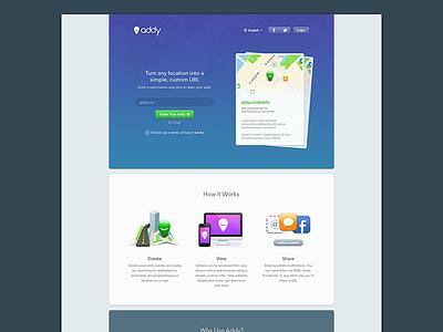 Addy Website website addy location