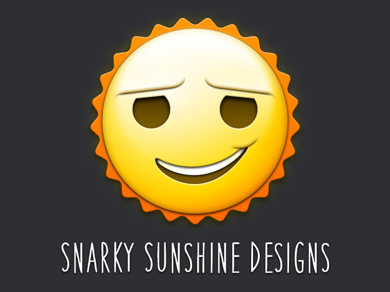Snarky sunshine designs