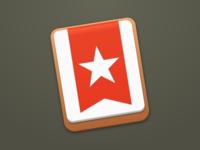 Wunderlist OS X Icon