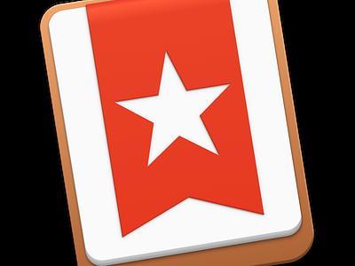 Wunderlist OS X Icon wunderlist os x mac app icon