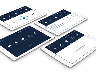 Conference Room App app ios ipad conference room