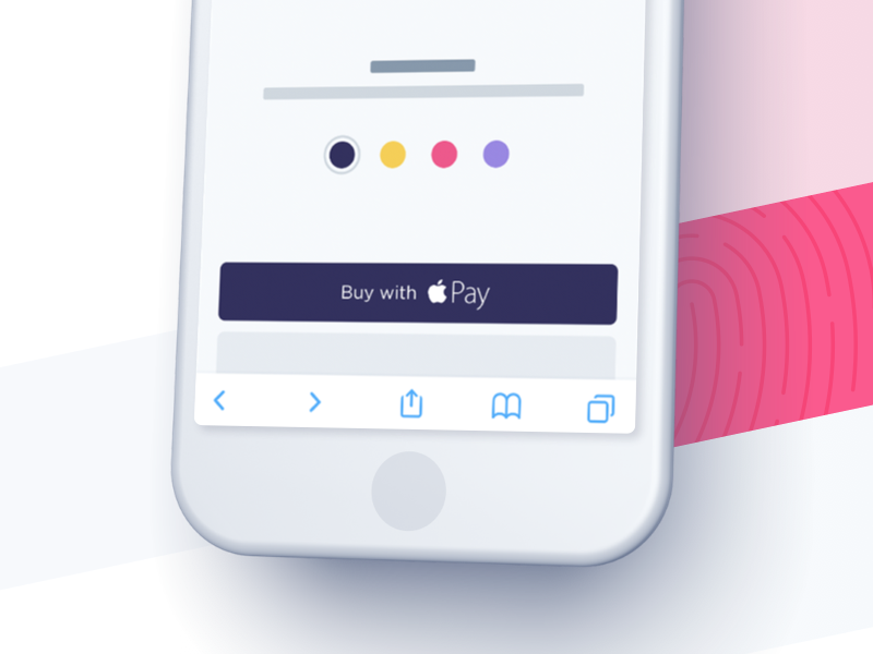 Apple Pay stripe web apple pay