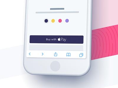 Apple Pay stripe web apple pay