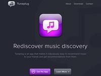 Tuneplug Website