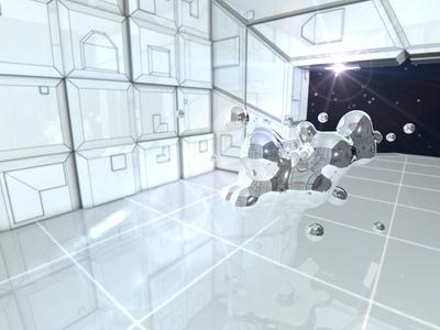 Sci-fi room IV