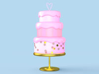 More cakes 💝
