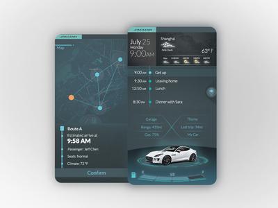 Jaguar Mobile App