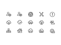 Icons on CS portal
