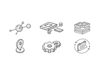 Another isometric icons on CS portal