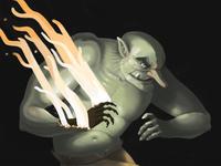Pyro Troll