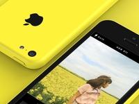 iPhone 5c Model Progress