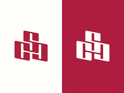 Streamline Custom Designs - Final Logomark streamline process monogram grid clean branding mark modern brand golden ratio logo