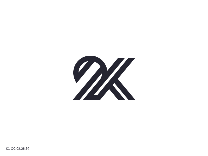 2K Monogram Logo