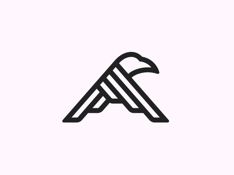 Bird + A Logo Concept - For Sale