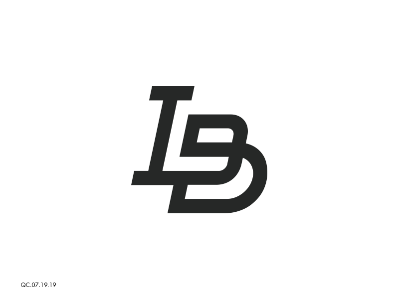 L + B Logo Monogram - Copyrights For Sale