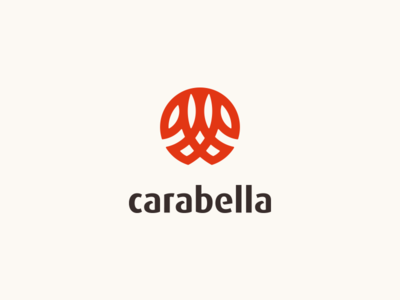 Carabella Logo - Brand Identity Design