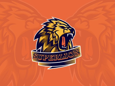 Super Lion LOGO