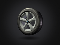Wheel (By C4D)