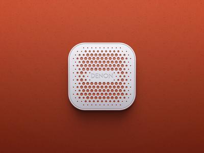 DENON Bluetooth Speaker