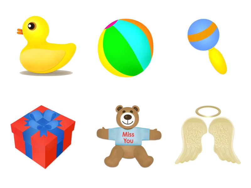 Icon sets 2009