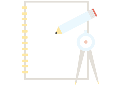 Graphic Assets illustration web icon vector design