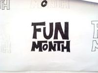 Fun Month (progress)