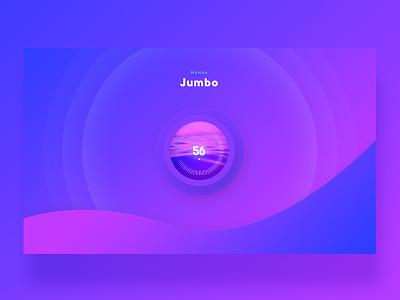 Mumbo Jumbo Futuristic Practice gradient futuristic visual ui practice random