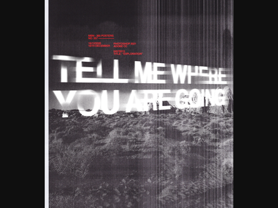 Snapshot of a poster poster a day graphicdesign poster art poster design