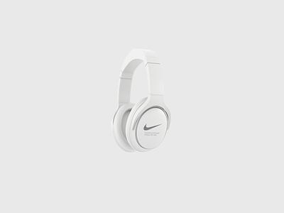 Nike headphones nike air swoosh sport music headphones nike