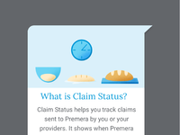 What is claim status?