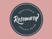 Logo for beauty&hair organic salon