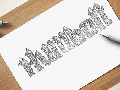 Hand lettering decorative lettering decorative motif hand lettering motion graphics 3d animation graphic design branding ui design classic vintage design logo vector logo design illustration custom type