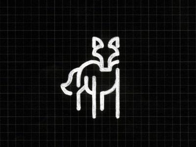 FOX / sketch on the grid ✏